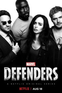 Marvel's The Defenders: Sezon 1
