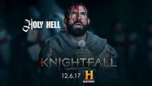Knightfall: sezonul 1 episodul 10 Do You See the Blue?